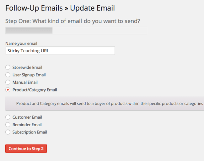 EmailStepOne